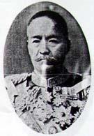 桂太郎総理大臣