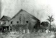 1880年時点のサンタカタリーナ州ブルメナウ植民地