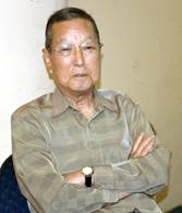 西田康二さん(日伯毎日新聞)