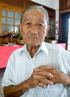 第1植民団の一人、松村栄治(1894—1988)の息子の昌和