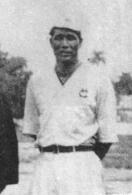 笹原謙次(写真出典=『ブラジル野球史』上巻)