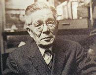 海興職員だった原梅三郎(『ブラジルを語る』1962年、五二出版より)