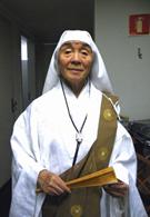 日蓮宗の石本妙豊師