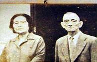 久保田安雄さんご夫妻(「アミザーヂ」姉妹都市協会ニュース第23号4頁)