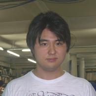 訪日前、あいさつに来社した野田さん