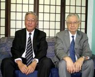 渡部さん(左)と大原さん