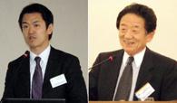 左から鈴木、島田さん