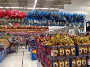 チョコがたくさん! ブラジルのイースター祭
