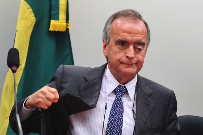 16日のセルヴェロー氏(Antonio Cruz/Agencia Brasil)