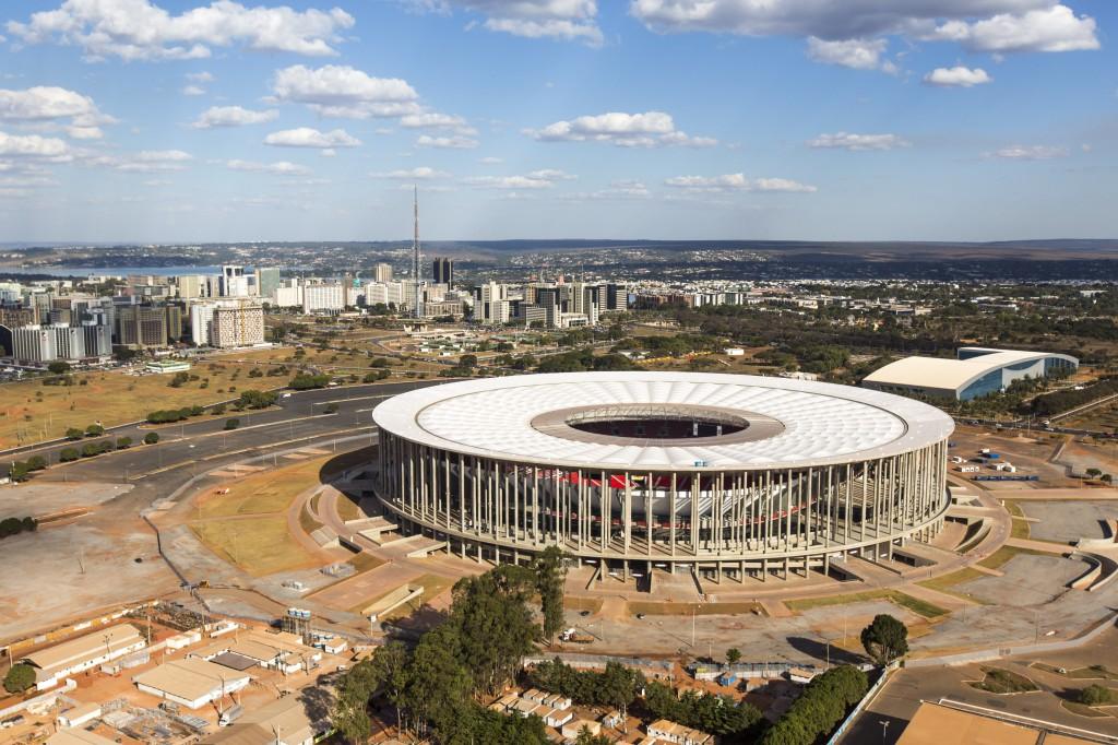 ブラジリア国立競技場 (Foto: Tomás Faquini-Faquini/ Portal da Copa)