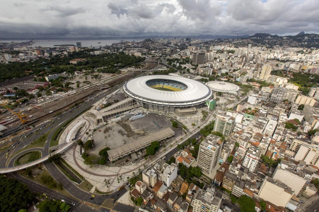マラカナン・スタジアム (Foto: Daniel Brasil / Portal da Copa)