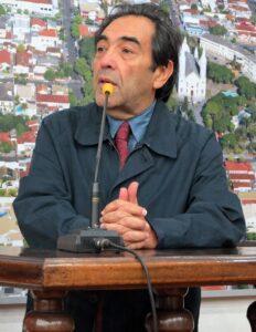 真相究明委員会サンパウロ州小委員会のアドリアノ・ジョーゴ委員長