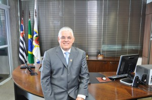 Antonio Luiz Carvalho Gome市長(通称Tuize)