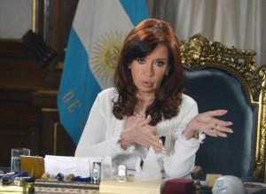 アルゼンチンのクリスチーナ・キルチネル大統領(Foto: Presidência da Argentina)