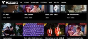 第2弾企画サイトの映画一覧「es」はスペイン語字幕がつく