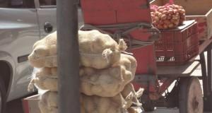 タマネギやジャガイモの取引で有名だったサンタローザ街(写真提供foto=Casa de Guilherme de Almeida)