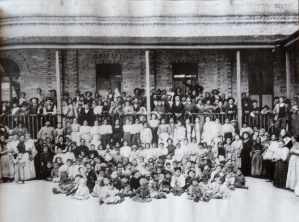コスモポリス=1929年のサンパウロ=ギリェルメ・デ・アルメイダ=訳・中田みちよ=古川恵子=(16)=素朴な人たち――ポルトガル移民