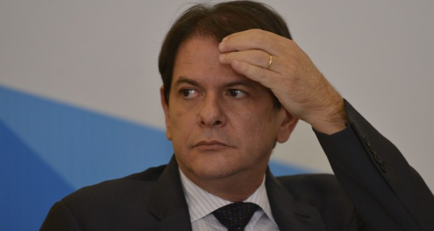 教育相に選ばれたシジ・ゴメス氏(Fabio Rodrigues Pozzebom/Agência Brasil)