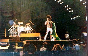 1985年、第1回ロック・イン・リオのクイーンのステージ~(ウィキペディアより)