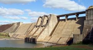 イグアス・ダム機械化プロジェクトの予定地の様子