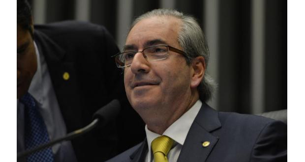 25日のエドゥアルド・クーニャ下院議長 (Fabio Rodrigues Pozzebom/Agência Brasil)