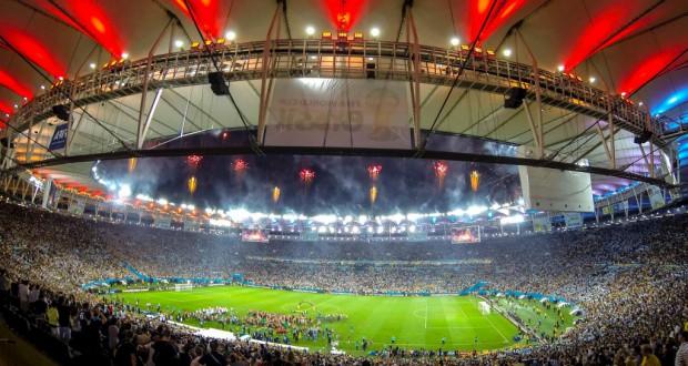 「リオと言えばマラカナン」の印象が強すぎ、陸上会場から開閉会式を奪い、聖火さえも2つ必要かとされるマラカナン競技場(Alexandre Macieira/Riotur)