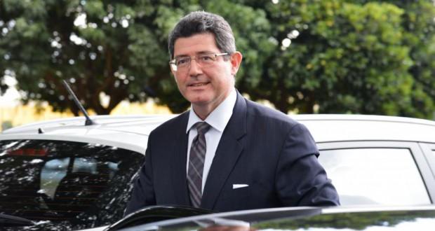 26日のジョアキン・レヴィ財務相(Valter Campanato/Agência Brasil)