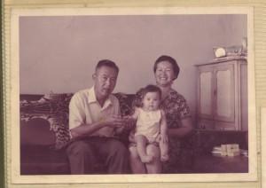 祖父母とフェルナンダさん