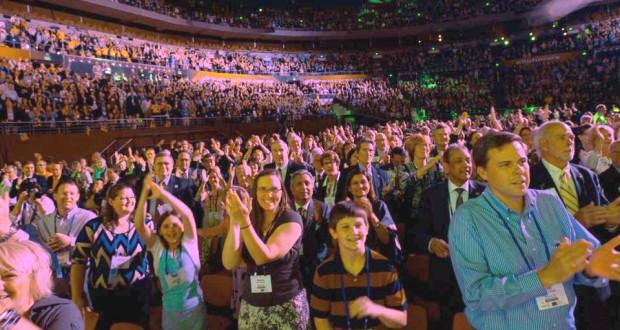 昨年、オーストラリア・シドニーであったロータリー国際大会の様子(公式サイトより)