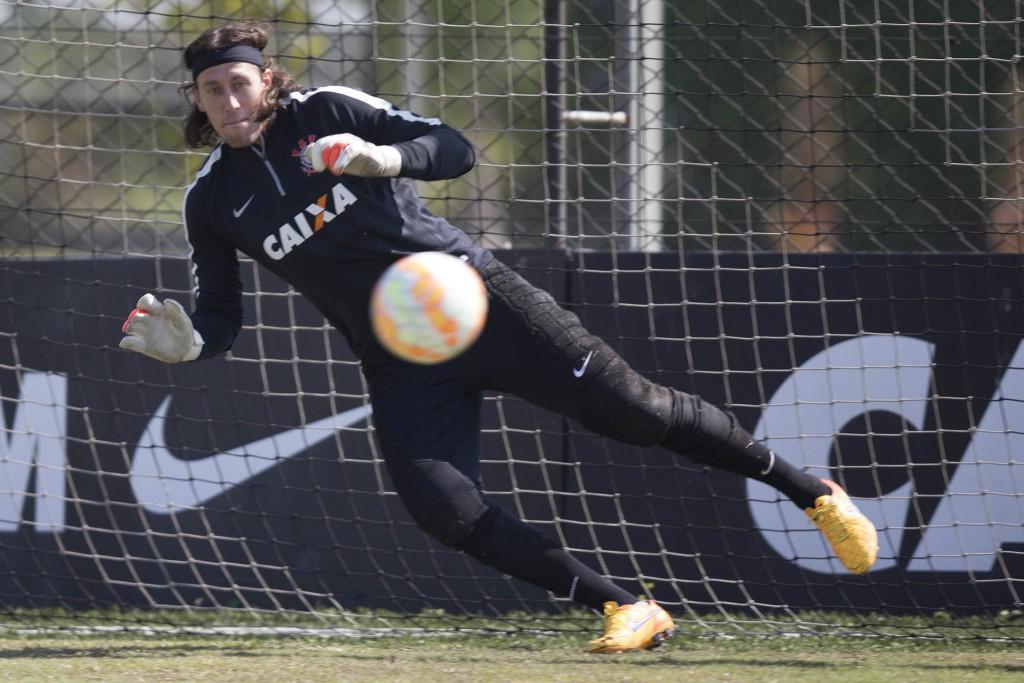 『ゴーレイロ』はゴールキーパーをポルトガル語で発音したもの(Daniel Augusto Jr. /Ag. Corinthians)