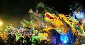 『マラジョウ』はブラジルのパラー州(アマゾン)にあるマラジョー島のこと。『ニグラ』『カシンボ』は踊りの種類のこと