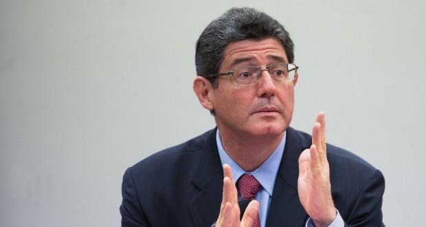 財政再建のために大胆なコストカットを進めるレヴィ財相(Marcelo Camargo/Agencia Brasil)