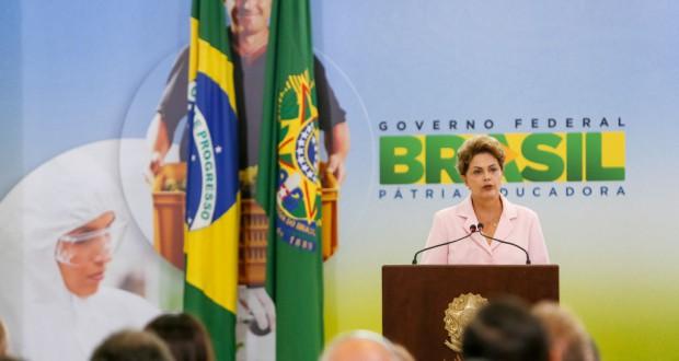 ジウマ大統領(Roberto Stuckert Filho/PR)