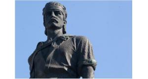 ポルト・アレグレにある有名な「ラッサドールの像」(Foto: Claudio Fachel/Palacio Piratini)