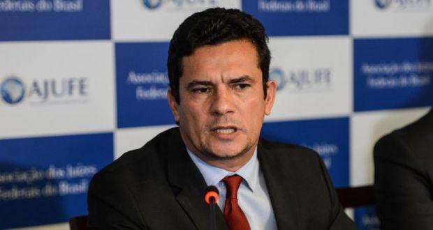 パラナ州連邦地裁のモーロ判事(Fabio Rodrigues Pozzebom/Agência Brasil)