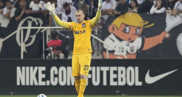 大殊勲の代役ゴールキーパー、ワルテル(Daniel Augusto Jr./Ag. Corinthians)