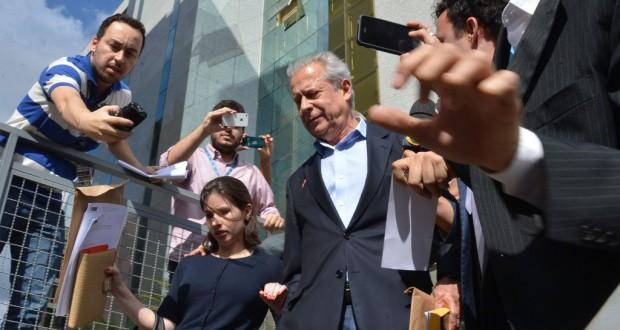 PT社不正株式取引に関わった疑惑をもたれている、ジョゼ・ジルセウ元伯国官房長官(Fabio Rodrigues Pozzebom/Agencia Brasil)