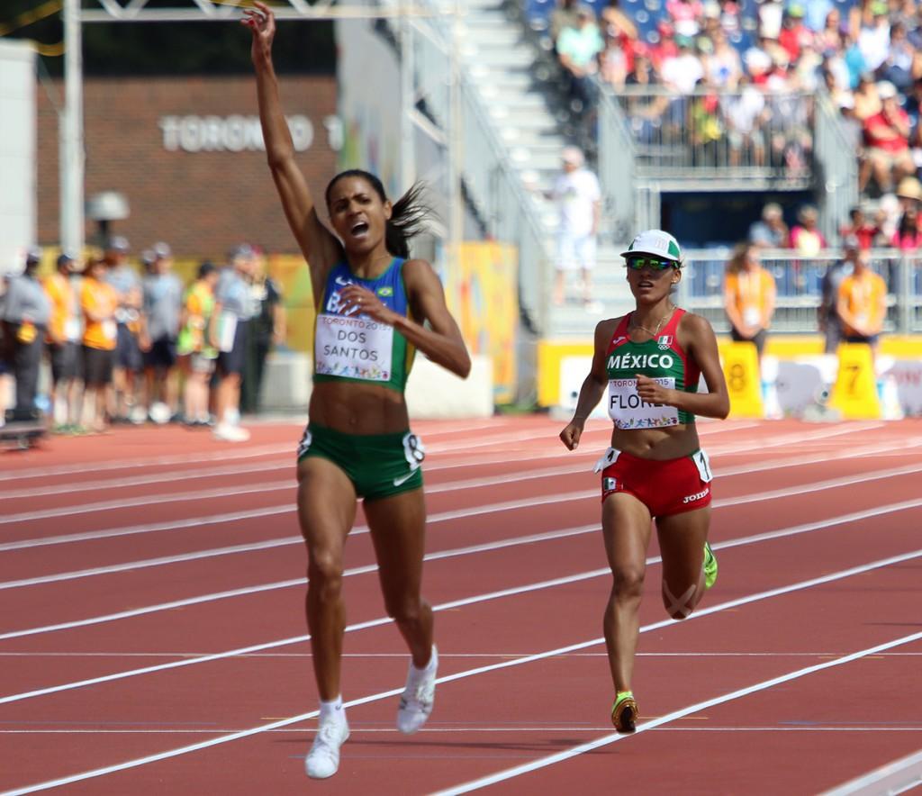 汎米大会=金メダルの真価に疑問符=五輪では表彰台も難しい?