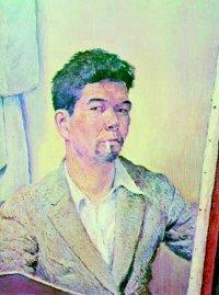 リオ時代の高岡。 くわえタバコに無頼がにじむ