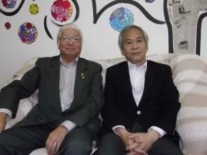 松尾さんと鈴木さん