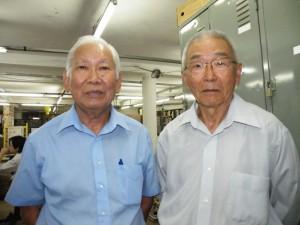 河崎会長と宮村さん