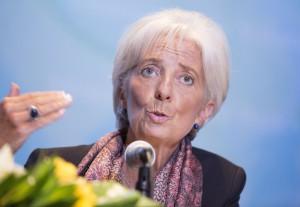 国際通貨基金のクリスティーヌ・ラガルド専務理事(Foto: Stephen Jaffe/IMF)
