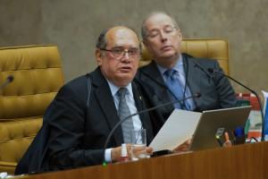 この言葉の主であるジルマール・メンデス最高裁判事(Foto: Fabio Rodrigues Pozzebom/Agencia Brasil)