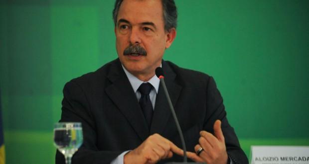 官房長官から降りることとなったメルカダンテ氏(José Cruz/Agência Brasil)