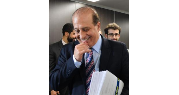 TCUのナルデス判事(Valter Campanato/Agência Brasil)
