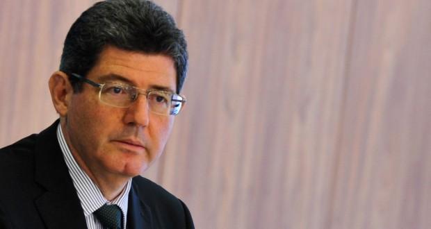 歳出削減を進めたいレヴィ財相(Antonio Cruz/Agencia Brasil)