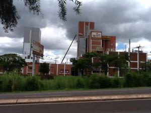 カフェー・ソルーベル・イグアスー社の工場