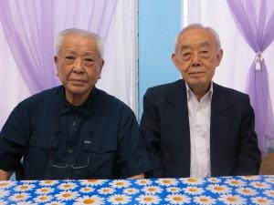 砂古さんと相田さん