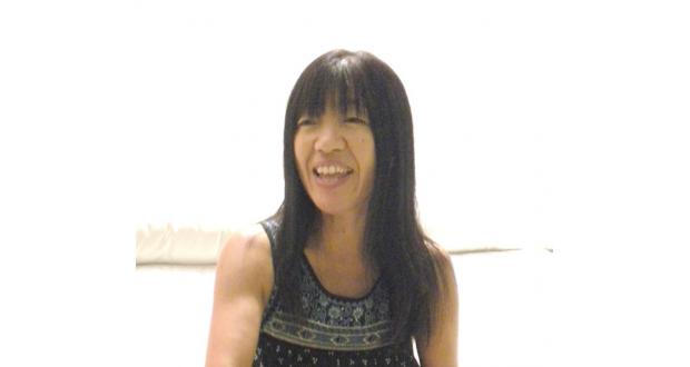 五輪代表への期待を語る清美さん