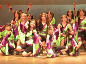 09年のYOSAKOIソーラン大会の様子。こんなショーを見ながら日本食を食べるレストアラン・シアターもいいのでは